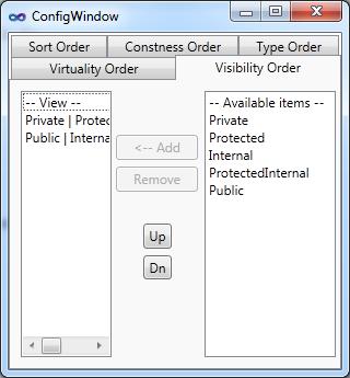 CodeSorter - Visual Studio Marketplace